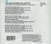 Isaac Stern Collection, Vol. II   (3-Sony SM3K 45956)