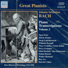 J. S. Bach Piano Transcriptions, Vol.  II   (Naxos 8.111119)