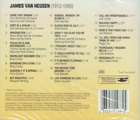 James van Heusen - American Songbook Series  (Smithsonian RD 048-16)