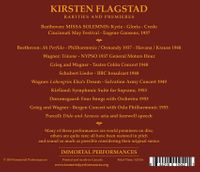 Kirsten Flagstad - 125th Birthday Tribute  (3-Immortal Performances IPCD 1119)