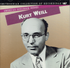 Kurt Weill - American Songbook Series   (Smithsonian RD 048-17)