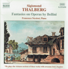 Francesco Nicolsi -  Fantasies on Operas by Bellini  (Naxos 8.555498)