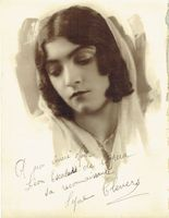 Lyne Clevers (Signed Photo)