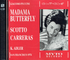 Madama Butterfly  (Adler;  Renata Scotto, Jose Carreras, Julian Patrick)  (2-Myto 013.248)