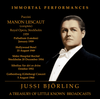 Manon Lescaut  (Hjordis Schymberg, Jussi Bjorling, Hugo Hasslo)  (2-Immortal Performances IPCD 1110)