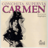 Carmen - Excerpts (Cloez;  Conchita Supervia, Gaston Micheletti, Arthur Endr�ze, Solange Delmas) (The Classical Collector FDC 2002)