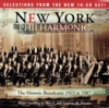 NYPO - The Historic Broadcasts, 1923 - 1987 - Excerpts  (NYP 9712)