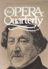 Opera Quarterly, Vol. 1, #4