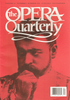 Opera Quarterly, Vol. 12, #4 � Summer, 1996