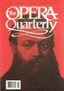 Opera Quarterly, Vol. 13, #2 � Winter, 1996