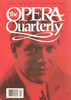 Opera Quarterly, Vol. 13, #3 � Spring, 1997