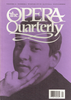 Opera Quarterly, Vol. 14, #2 � Winter, 1997