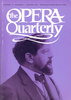 Opera Quarterly, Vol. 18, #4 – Autumn, 2002