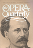 Opera Quarterly, Vol. 2, #1 � Spring, 1984
