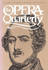 Opera Quarterly, Vol. 2, #4 – Winter, 1984