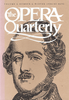 Opera Quarterly, Vol. 2, #4 � Winter, 1984