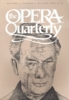 Opera Quarterly, Vol. 4, #3