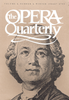 Opera Quarterly, Vol. 4, #4