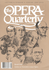 Opera Quarterly, Vol. 6, #3 – Spring, 1989