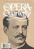 Opera Quarterly, Vol. 6, #4