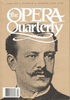 Opera Quarterly, Vol. 6, #4 – Summer, 1989