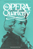 Opera Quarterly, Vol. 8, #3 – Autumn, 1991