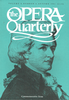 Opera Quarterly, Vol. 8, #3 � Autumn, 1991