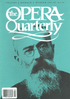 Opera Quarterly , Vol. 8, #4 � Winter, 1991