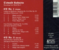 Osvald Kabasta    (2-Music & Arts 969)