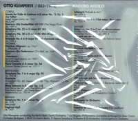 Otto Klemperer;  Guiomar Novaes, Kathleen Ferrier, Jo Vincent  (10-Document 203184)