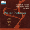 Pauline Oostenrijk - 20th Century English Music for Oboe  (Canal Grande 9326)