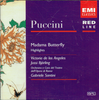 Madama Butterfly - Excerpts (Santini;  de los Angeles, Bjorling, Sereni)  (EMI 74114)