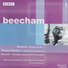 Sir Thomas Beecham   (BBC Legends 4084)