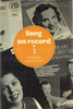 Song on Record, Vol. II  -  Alan Blyth  (9780521331555)
