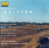 The Sixteen - Harry Christophers  (Britten)    (Collins Classics 13432)