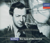 The Turn of the Screw (Britten)  (Britten; Pears, Vyvyan, Hemmings, Cross)  (2-London 425 672)