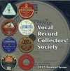 Vocal Record Collectors' Society  -  2017 Issue              (VRCS-2017)