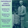 Wilhelm Furtwangler - Stockholm Concert Performances   (Music & Arts 793)