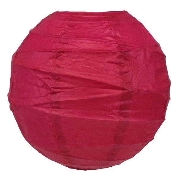 10inch Free Style Paper Lantern Cassis
