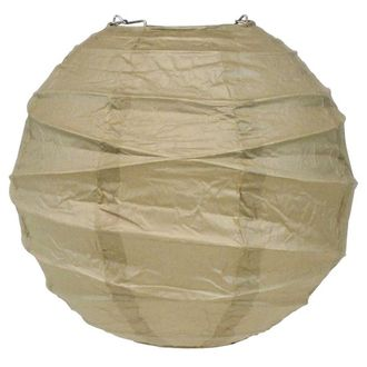 10inch Free Style Paper Lantern Stone