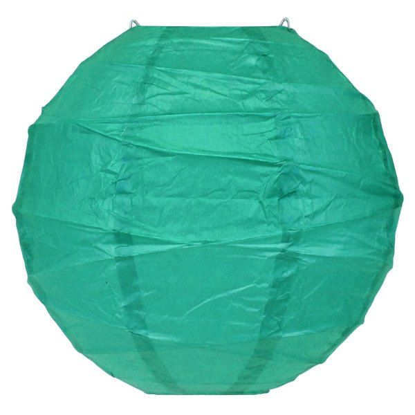 10inch Free Style Paper Lantern Teal