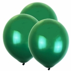 "12"" Latex Balloons 100pcs Dark Green"
