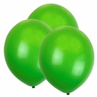 "12"" Latex Balloons 100pcs Green Apple"