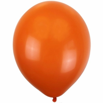 "12"" Latex Balloons 100pcs Orange"