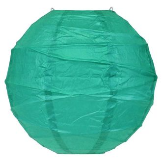 8inch Free Style Paper Lantern Teal