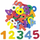 Assorted Foam Craft Sticker Numbers 35pcs