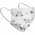 Children's 3 Layer Disposable Face Mask Pandas 10pcs