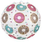Chocolate Sprinkle Donuts 12inch Paper Lantern
