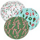 Christmas Cheer 3pcs 12inch Paper Lantern Kit