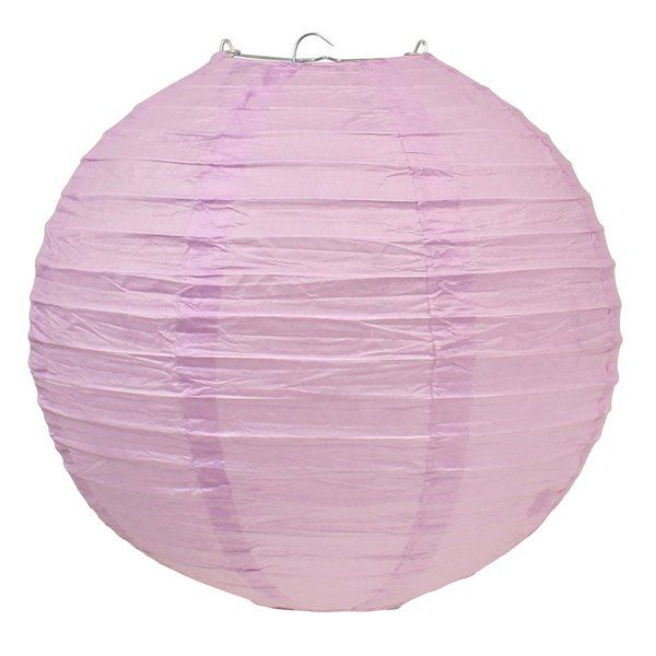 CLEARANCE 12inch Wisteria Paper Lantern
